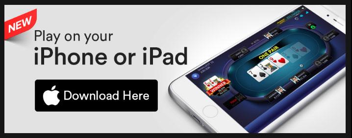 aplikasi poker online ios